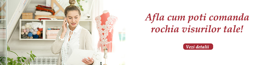 Malika Fashion atelier croitorie rochii de ocazie si rochii de mireasa