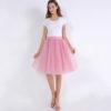Fusta Tulle Pink - Malika Fashion